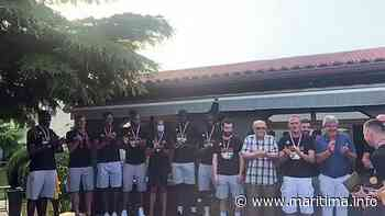 Fos Provence Basket reçoit son trophée de champion - Fos sur Mer - Sports - Maritima.Info - Maritima.info