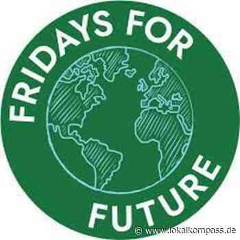 Fridays for Future protestiert für den Klimaschutz und den gesellschaftlichen Wandel - Marl - Lokalkompass.de