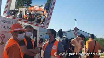 Plan social et délocalisation inquiètent les salariés de Carrier Transicold à Franqueville-Saint-Pierre - Paris-Normandie