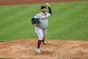 Indians: Tribe should bring back Oliver Perez as a starter - Factory Of Sadness