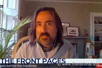 GB News Scottish misspelling sees Neil Oliver broadcasting from ... where? - The National