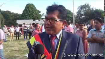 Alcalde de Lamas anula compra Planta Oxígeno - DIARIO AHORA