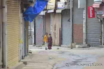 Coronavirus News LIVE Updates: Chandigarh Lifts Sunday Curbs; Night Curfew to Remain - News18