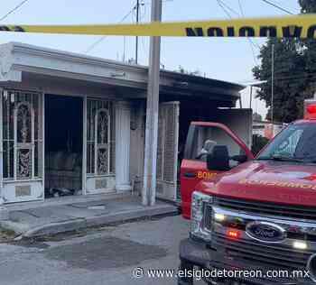 Mujer muere tras incendio en colonia Villa Florida de Torreón - El Siglo de Torreón