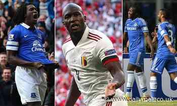 Romelu Lukaku 'wasn't really appreciated' by Chelsea fans, claims former left-back Ashley Cole