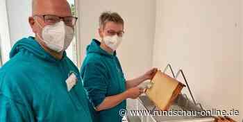 Schleuderraum eröffnet: Hobbyimker können jetzt in Erftstadt eigenen Honig herstellen - Kölnische Rundschau