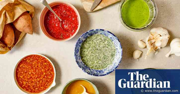 David Atherton's dressing recipes for summer salads
