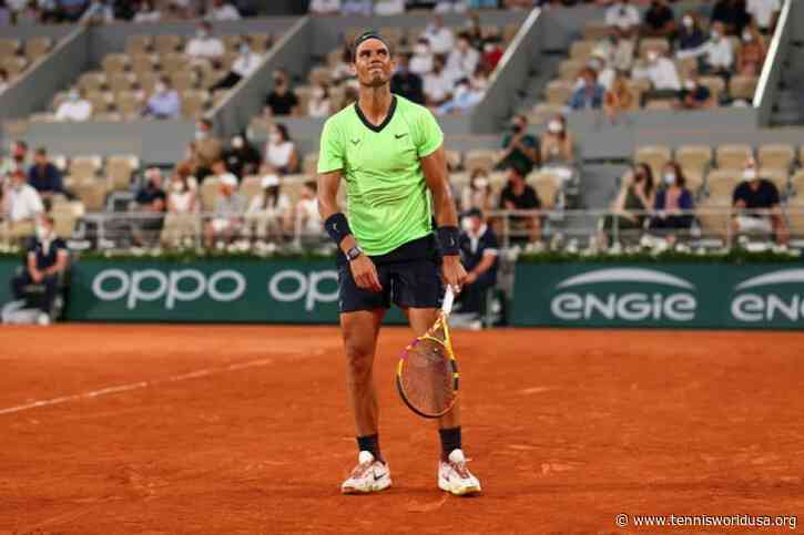 'Rafael Nadal was never so powerless at Roland Garros,' says Goran Ivanisevic