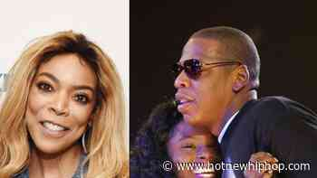"""Wendy Williams Speaks On Jay-Z & Foxy Brown Rumors: """"She Hit It Before Beyoncé"""" - HotNewHipHop"""