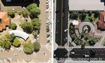 Praça José Auache será revitalizada em Coronel Vivida - Diário do Sudoeste