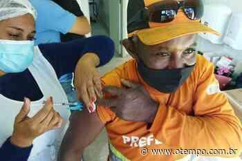 Covid-19: Grupos prioritários continuam sendo vacinados em Betim - O Tempo