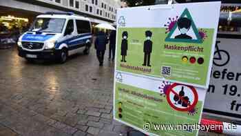 Maskenverweigerer will Bußgeld nicht bezahlen - und landet vor Gericht - Nordbayern.de