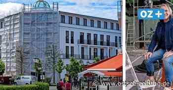Binz auf Rügen: Warum das Cerês-Hotel wohl die komplette Hauptsaison verpasst - Ostsee Zeitung