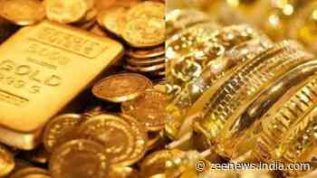 Gold Price Today, 18 June 2021: Gold rose by Rs 188 at Rs 46,460: Check prices in metro cities