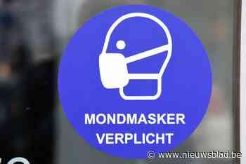 Geen mondmaskerplicht meer vanaf vrijdag 25 juni