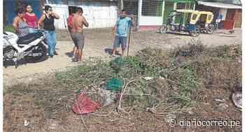 Encuentran cadáver en un tanque de plástico, en Tumbes - Diario Correo
