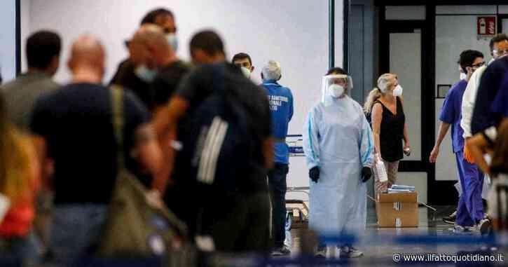 Variante Delta, ordinanza di Speranza: 5 giorni di quarantena e tampone per chi arriva dalla Gran Bretagna