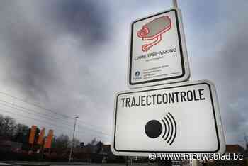 Trajectcontrole gepland op Geraardsbergsesteenweg
