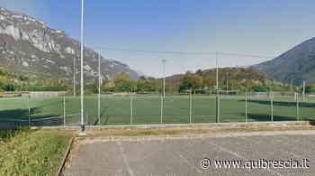 Darfo Boario Terme, nuove tribune per l'antistadio di via Rigamonti - QuiBrescia - QuiBrescia.it
