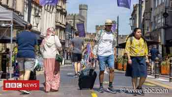 Covid: Wales at start of third coronavirus wave, warns first minister - BBC News