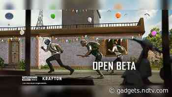 Battlegrounds Mobile India Beta Released for Download [Update: Early Access Now Available to All]