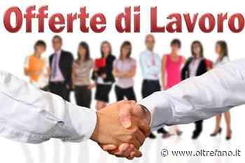 Lavoro: le offerte a Fano, Pesaro e Urbino - Oltrefano.it - OltreFano.it