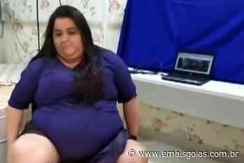 Goiana que ficou paraplégica na França pede ajuda para voltar a andar - Mais Goiás
