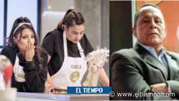 Marbelle y Carla Giraldo son criticadas por su actitud en 'MasterChef' - El Tiempo