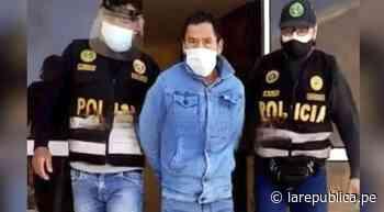 Arequipa: ordenan 10 años de cárcel a sujeto por asesinato en Camaná - LaRepública.pe