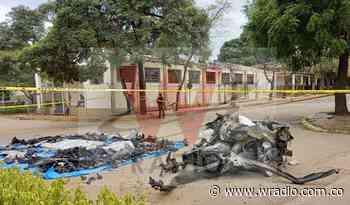 Reconstruirán instalaciones de la Brigada 30 en Cúcuta luego de atentado - W Radio