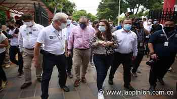 Ministra de las TIC llegó a Cúcuta con grandes anuncios | Noticias de Norte de Santander, Colombia y el mundo - La Opinión Cúcuta