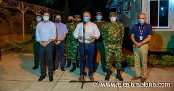 Duque anunció recompensa de $500 millones por autores de atentado en Cúcuta - El Colombiano