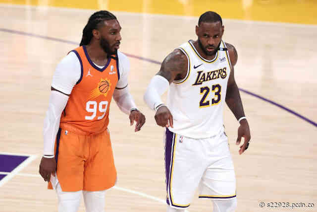 Lakers News: Suns' Jae Crowder Calls LeBron James 'Greatest Player In Our League'