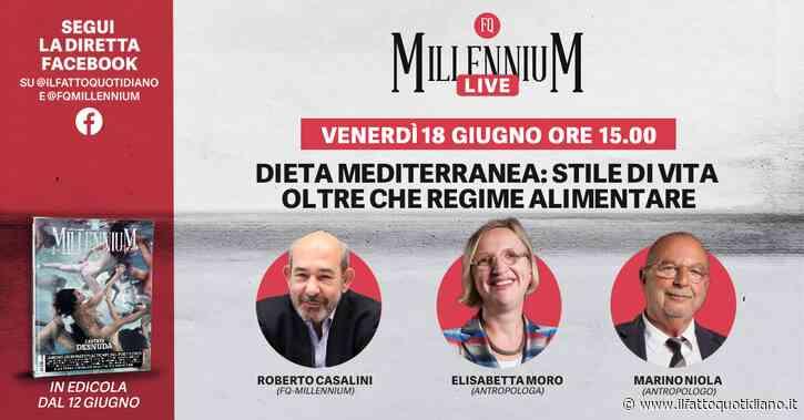 """Millennium Live, la storia degli americani che hanno """"inventato"""" la dieta mediterranea: come è nato lo stile di vita patrimonio dell'Umanità"""