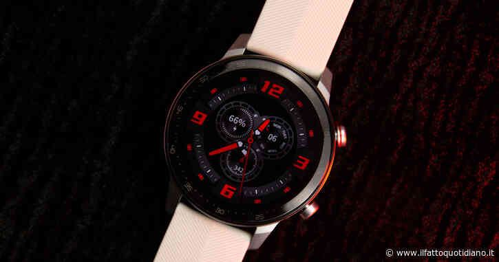 RedMagic Watch, recensione. Smartwatch elegante e conveniente