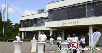 Realschule Bad Waldsee: Wegen Corona fällt das große Schulfest zum 50. Geburtstag aus - Schwäbische