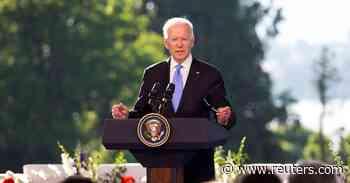 Biden queries China's desire to find origin of coronavirus - Reuters
