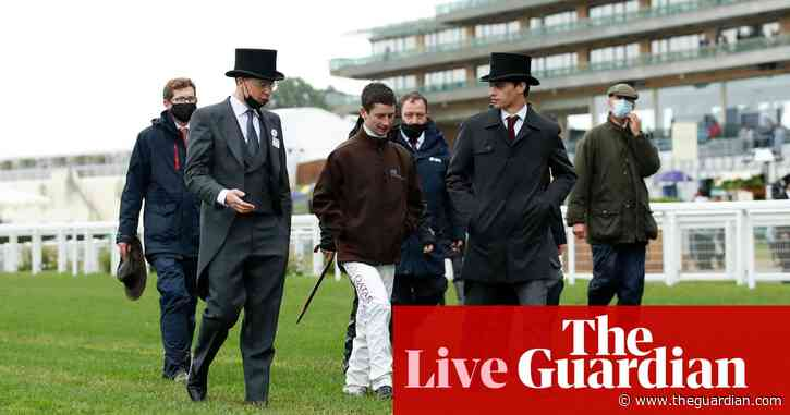 Royal Ascot: racing goes ahead after heavy rain on day four – live!