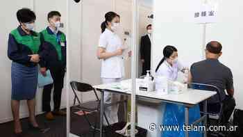 Comenzó la vacunación contra el coronavirus de los miembros de la organización - Télam