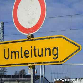 Wesseling: A555 nach Bonn wird gesperrt - radioerft.de