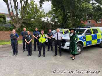 Why police have been out patrolling Herefordshire villages - Hereford Times