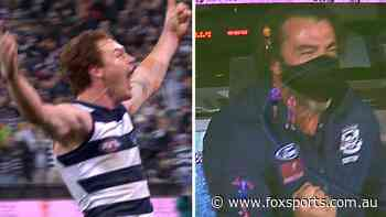 GARY THE GREAT: Rohan the hero, coach goes crazy as Cats beat the Bulldogs after the siren