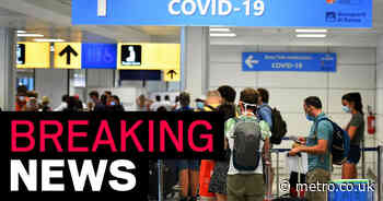 Italy imposes quarantine requirement on people travelling from UK