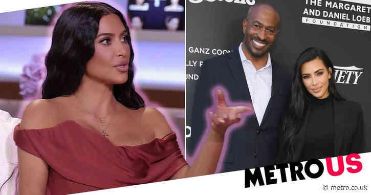 Kim Kardashian finally addresses rumors she's dating CNN reporter Van Jones