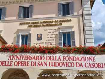 San Ludovico da Casoria, festa per i 150 anni - San Francesco Patrono d'Italia