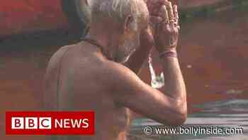 Video: Covid causes new environmental dilemma for India's Ganges River - BBC News live news - BollyInside