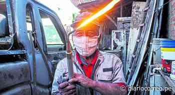 """""""Ayrampito"""", el abuelo mil oficios que gana 20 soles semanales en Huancayo - Diario Correo"""