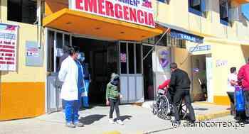 Huancayo: En 80% aumenta la infección respiratoria de niños en hospital - Diario Correo