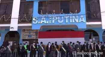 San Antonio de Putina celebró su 32° aniversario - Diario Correo