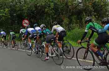 Pedalistas quindianos participan en el Nacional de Ruta en Pereira - El Quindiano S.A.S.